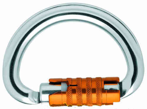 Petzl omni triact-lock  keylock Semi-circle (-20%)