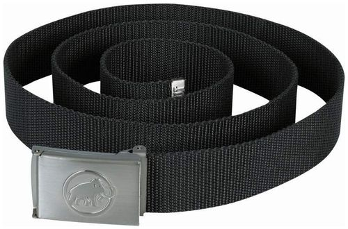 Mammut Logo Belt black  (-30%)
