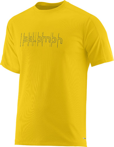 Camiseta Salomon Mc Stroll Plus Ss Tee M  (- 40%)