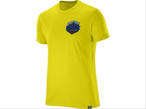 Camiseta Mc Salomon Ultimate Ss Cotton Tee M Alp (-40%)
