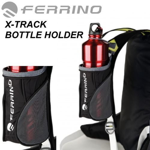 X-Track Bottle Holder nero (-15%)