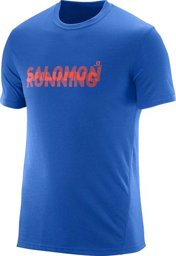 Camiseta Salomon Park Tech ss Tee M (-40%)