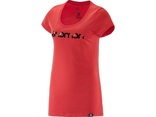 Camiseta Salomon Mc Pleatplease Ss Blend Tee (-40%)