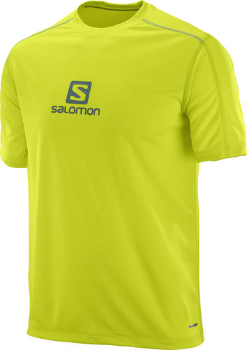 Camiseta Salomon Mc Stroll Tee M Lima (-15%)