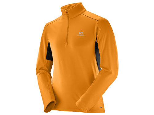 Salomon Agile Warm Hz Mid M Naranja (-25%)