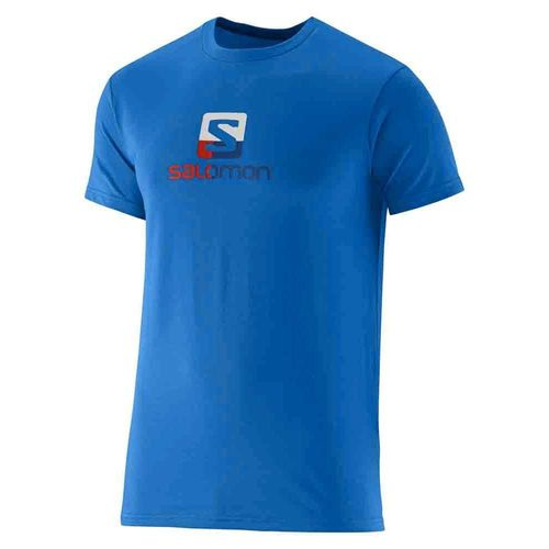 Camiseta Mc  Salomon Fragment Ss Tee (-40%)