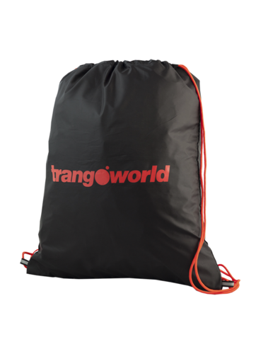 Trangoworld Bolsa Mochila Laner Black/Orange (-20%)