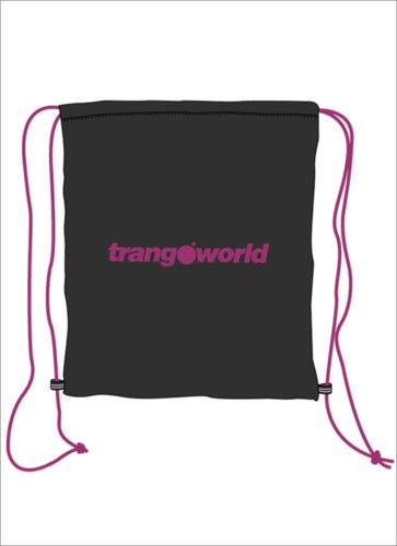 Trangoworld Bolsa Mochila Laner Black/purple(-20%)