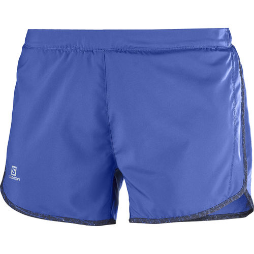 Salomon Agile Short W Azul (-40%)
