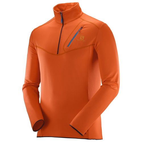 Salomon Discovery Hz Midlayer Half Zip (-40%) Naranja
